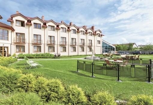 Magnat Resort & Spa (Grzybowo)