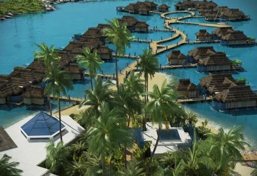 Banana Island Resort