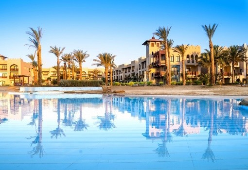 Port Ghalib Resort (ex.Crowne Plaza Sahara Oasis)