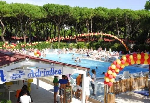 Villaggio Adriatico (Jesolo Camping Village)