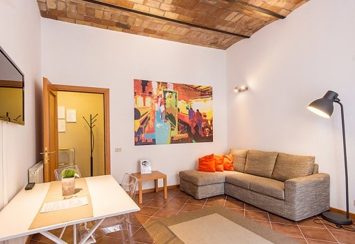 Apartmán Barberini San Basilio