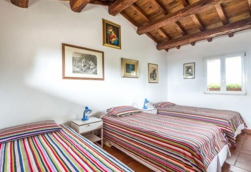 Vila Vista da Rocca di Papa