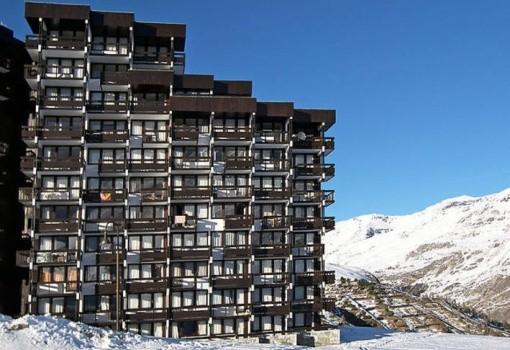 Apartmány Tignes Le Lavachet