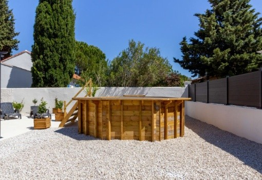 Rekreační dům Le jardin des Craoux (Morieres les Avignon)
