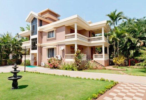 Seashell Suites & Villas (Goa)