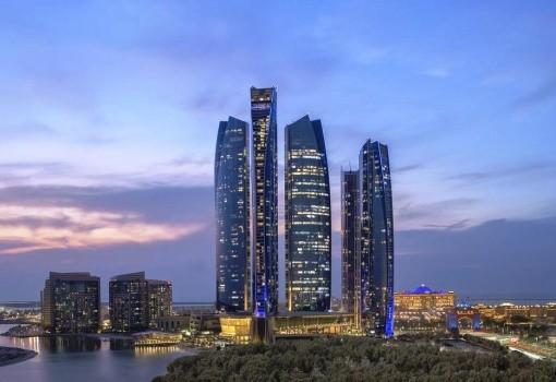 Jumeirah et Etihad Towers