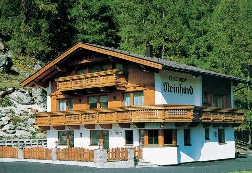 Apartmány Rosmarie / Haus Reinhard