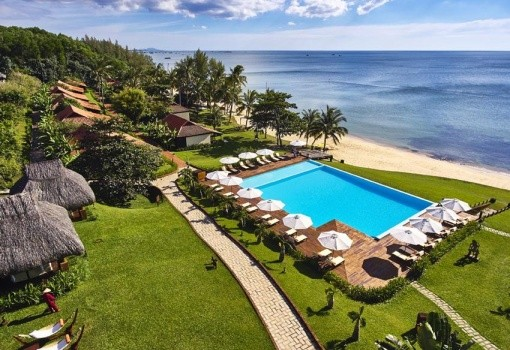 Cham Villas Boutique Luxury Resort