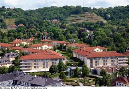 Radisson Blu Park Hotel & Conference Centre Dresden-Radebeul