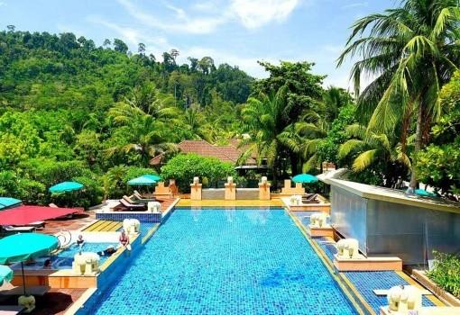 Baan Khaolak Resort (Nang Tong Beach)