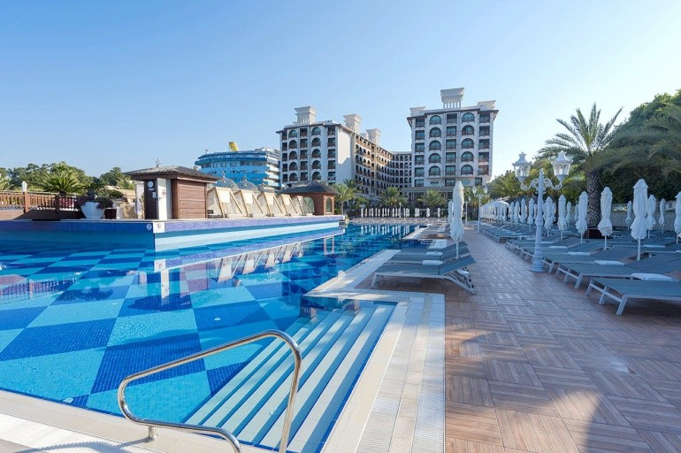 Hotel Quattro Beach Spa & Resort, Alanya, Konakli