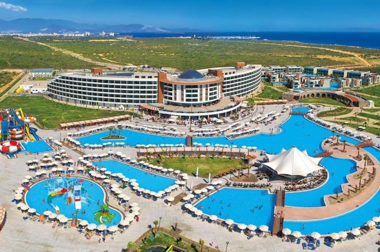Hotel Aquasis Deluxe, Egejská riviéra, Didim