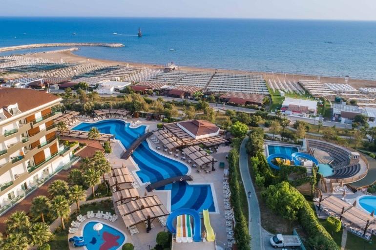 Hotel Adalya Ocean Deluxe, Side, Çolakli