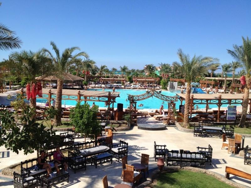 Hotel hawaii le jardin aqua park ex festival le jardin for Jardin resort