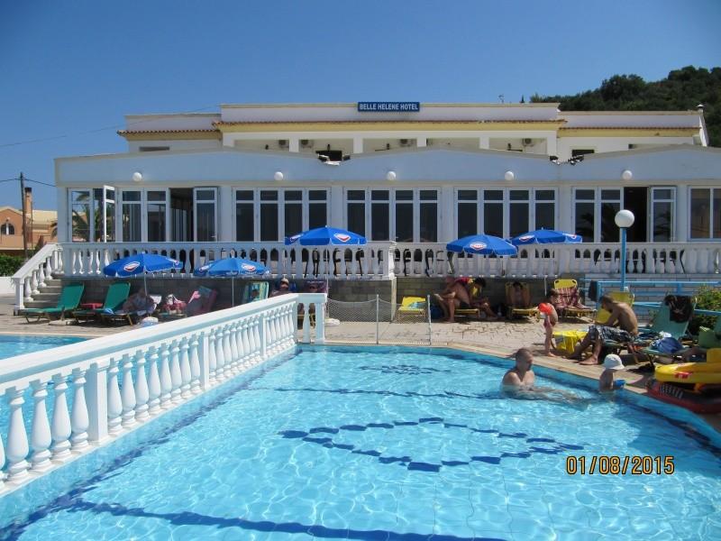 hotel belle helene beach recenze hotelu dovolen a z jezdy do tohoto hotelu na. Black Bedroom Furniture Sets. Home Design Ideas
