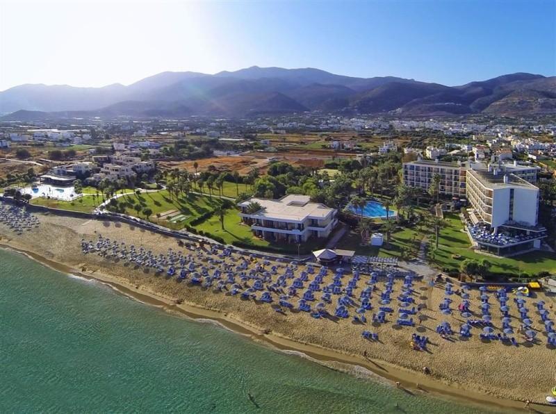 Hotel Sirens Beach Kreta Malia