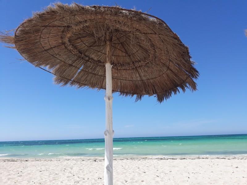 Jižní pláž spojovací tyče