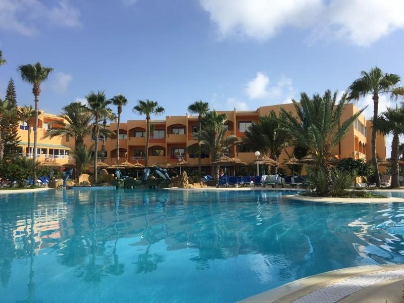 Hotel Caribbean World Thalasso Djerba, Tunisko Djerba - 10