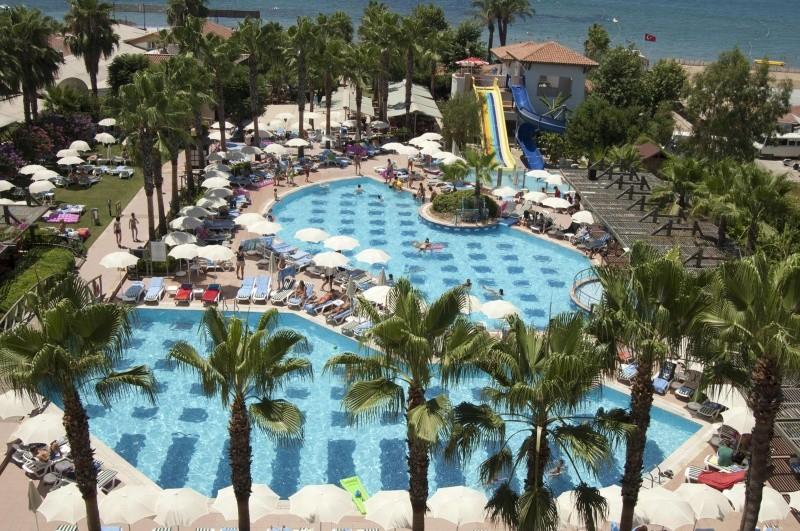Trendy palm beach hotel