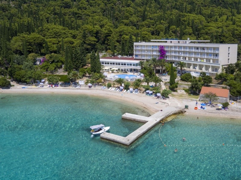 Hotel Orsan Chorvatsko Orebic 1 416 Kc Invia