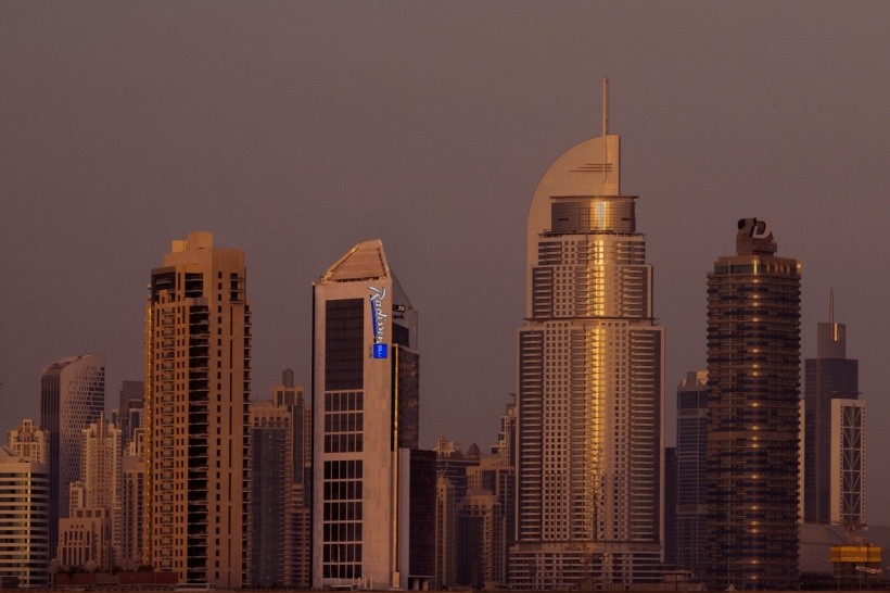 Radisson Blu Dubai Downtown