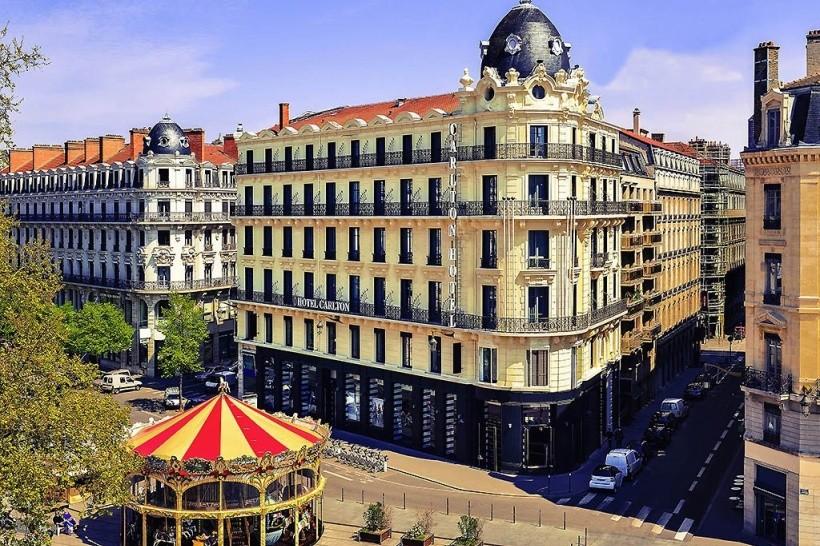 MGallery Hotel Carlton Lyon by Sofitel