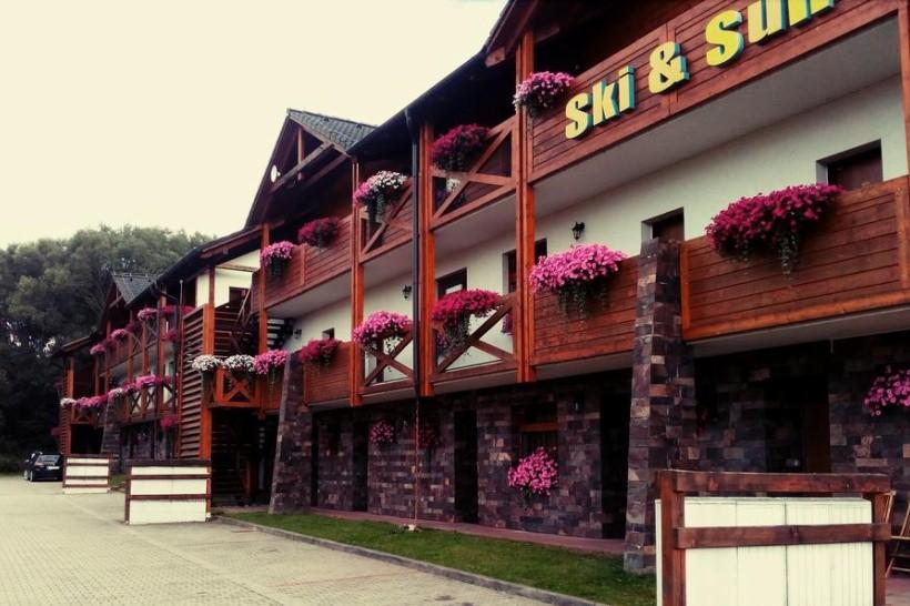Ski & Sun Wellness Appartments (Jasná)