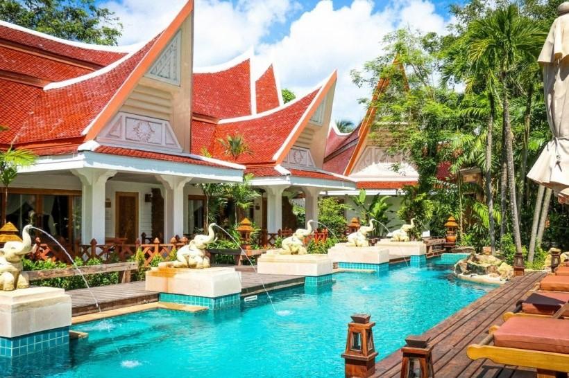 Santhiya Tree Resort