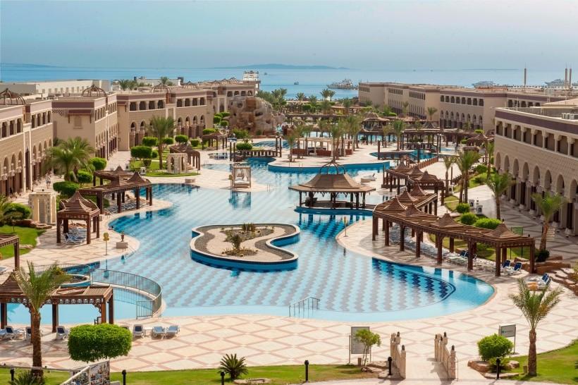 Sentido Sunrise Mamlouk Palace Resort