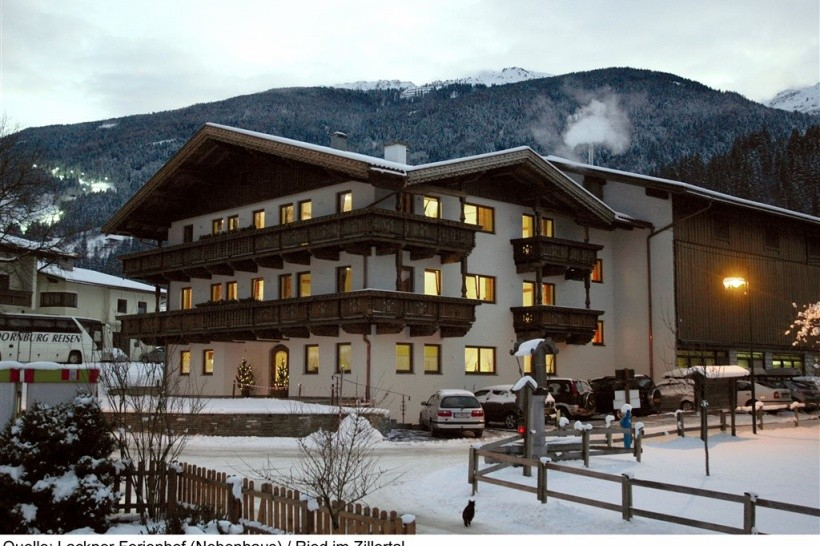 Apartmány Ferienhof Lackner