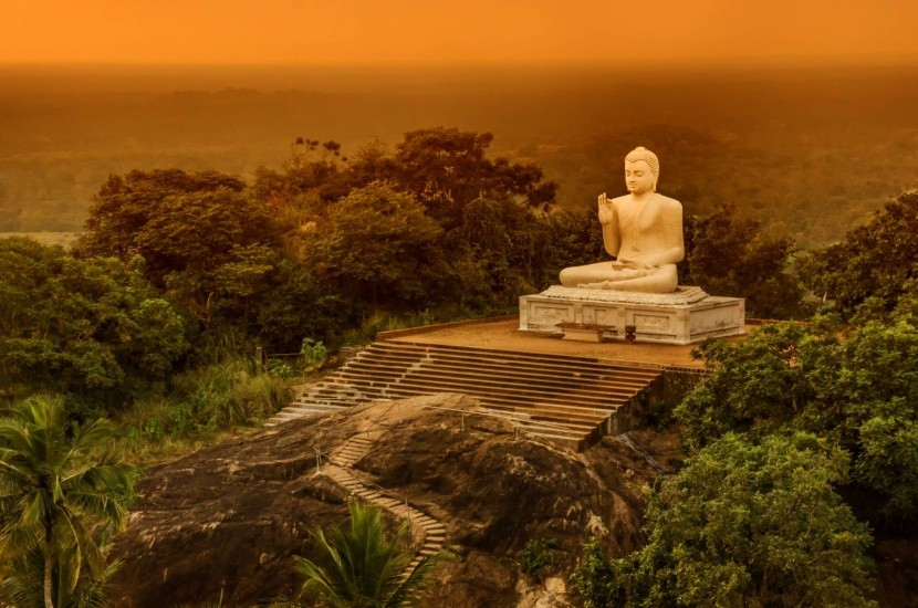 Buddhistické stavby