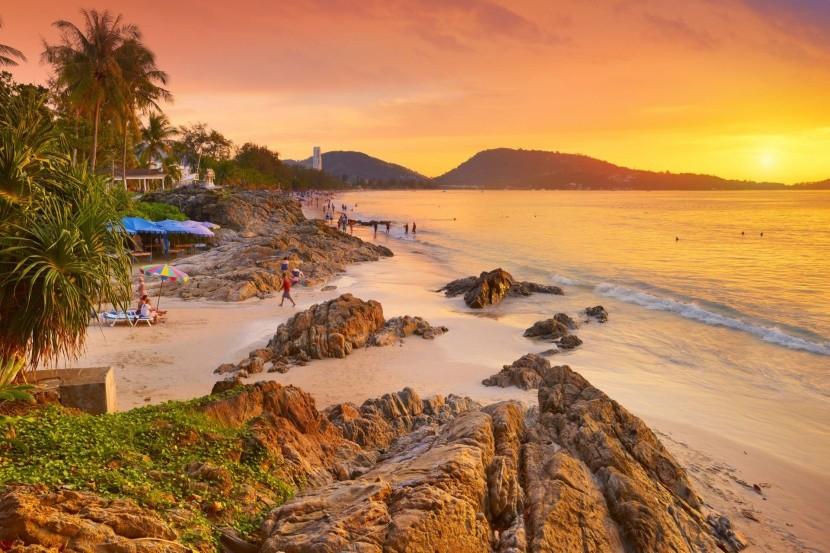 Pláž Patong, Phuket