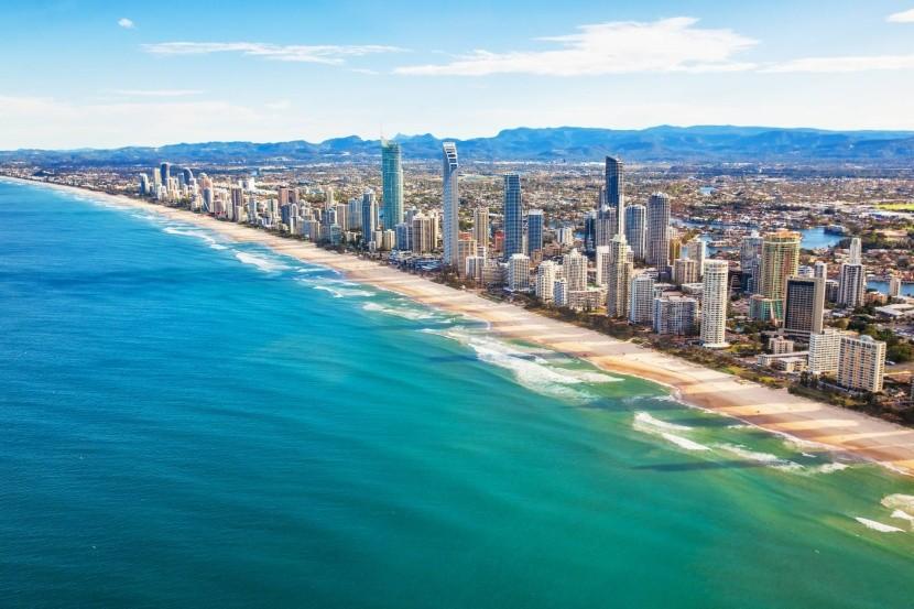 Gold Coast, Queensland, Austrálie