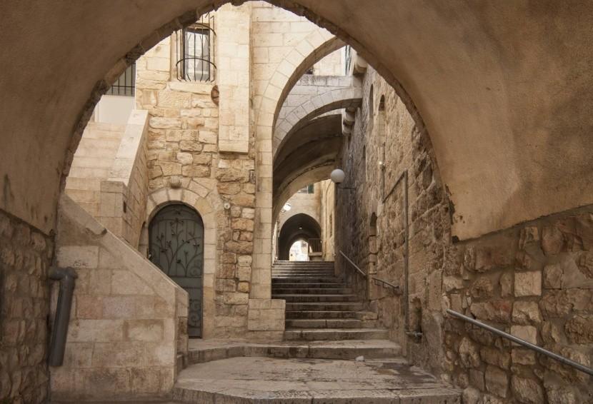 Ulička Starého města