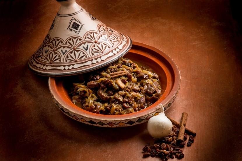 Tradiční marocké tajine