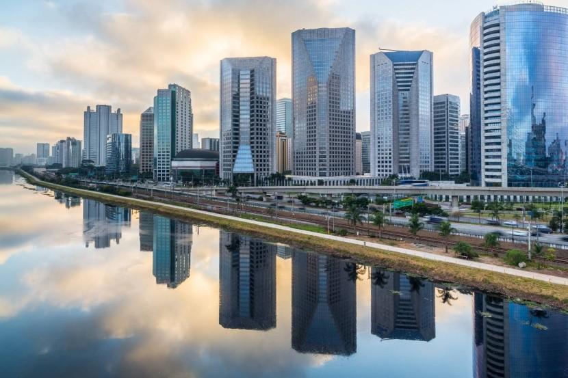 Sao Paulo, Brazílie