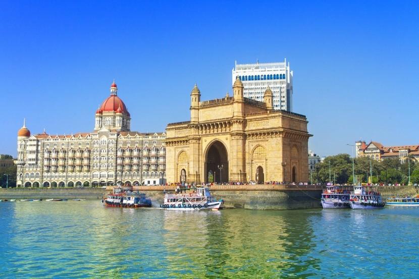 Brána Indie v Bombaji