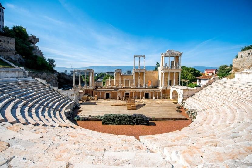 Amfiteátr v Plovdivu
