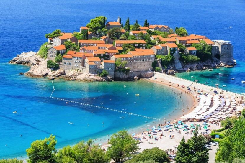 Sveti Stefan, Černá Hora