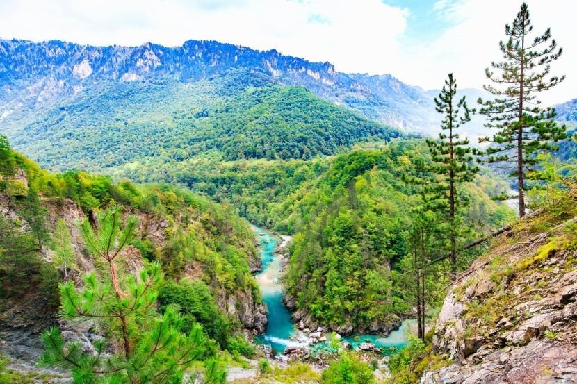 Národní park Durmitor