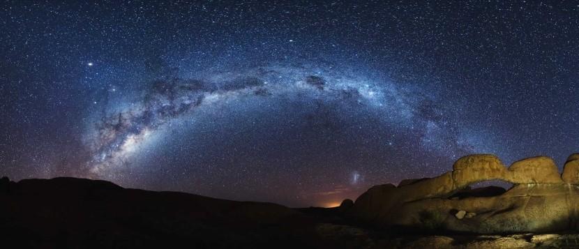 Hora Spitzkoppe, Namibie