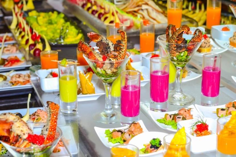 Speciality hotelové restaurace