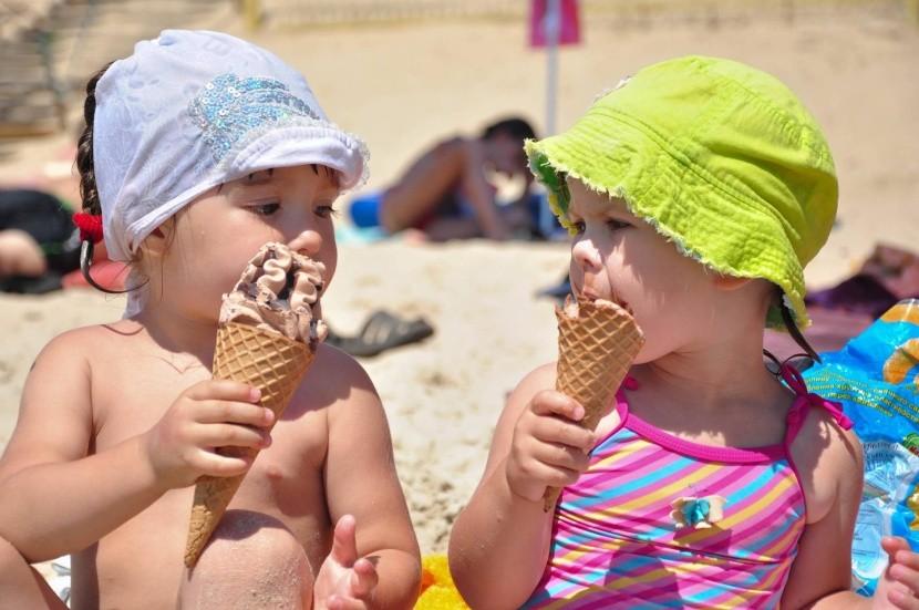 All inclusive většinou zahrnuje i zmrzlinu