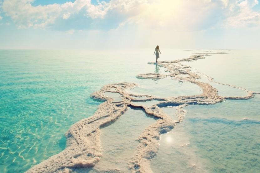Léčivá sůl z mrtvého moře