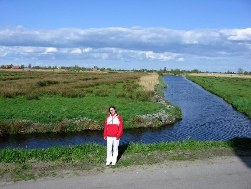 Řeka Zaan