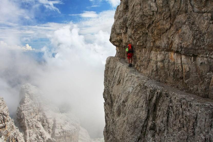 Dolomiti di Brenta, Itálie