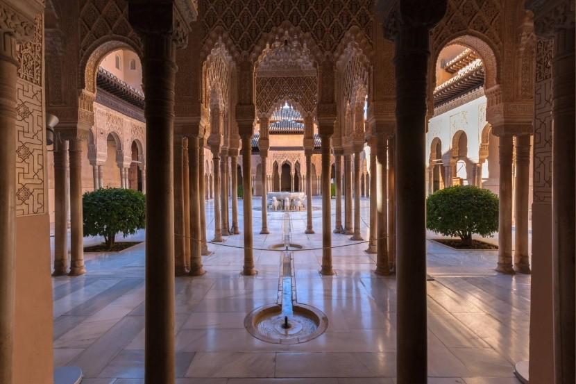 Palác Alhambra