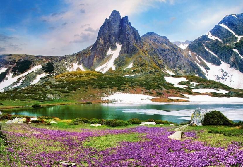 Pohoří Rila