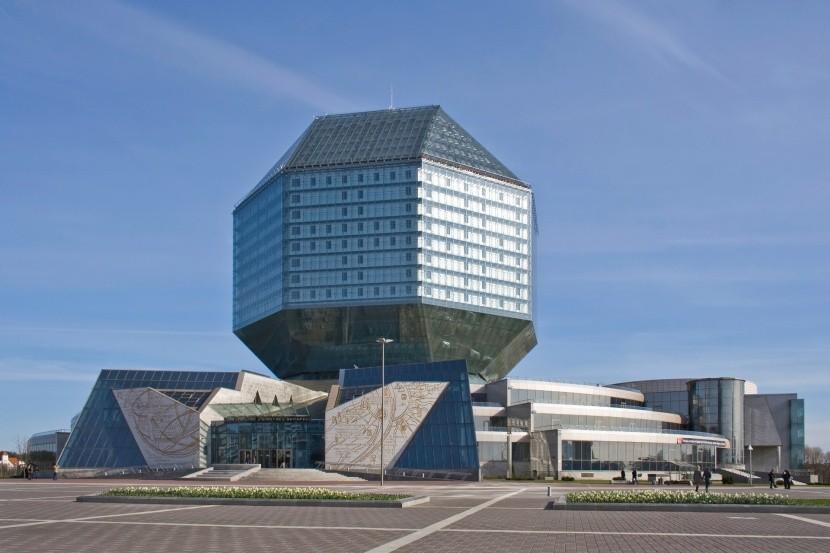 Národní knihovna Běloruska