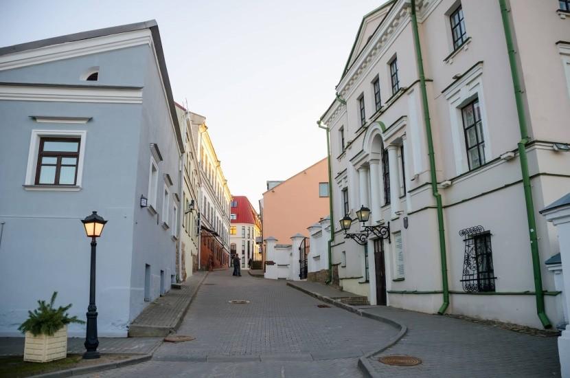 Minsk - stará část města